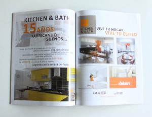 Kitchen y Bath, 15 años fabricando sueños- Artículo